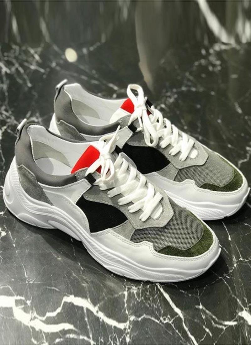 Мъжки ежедневни спортни обувки О64
