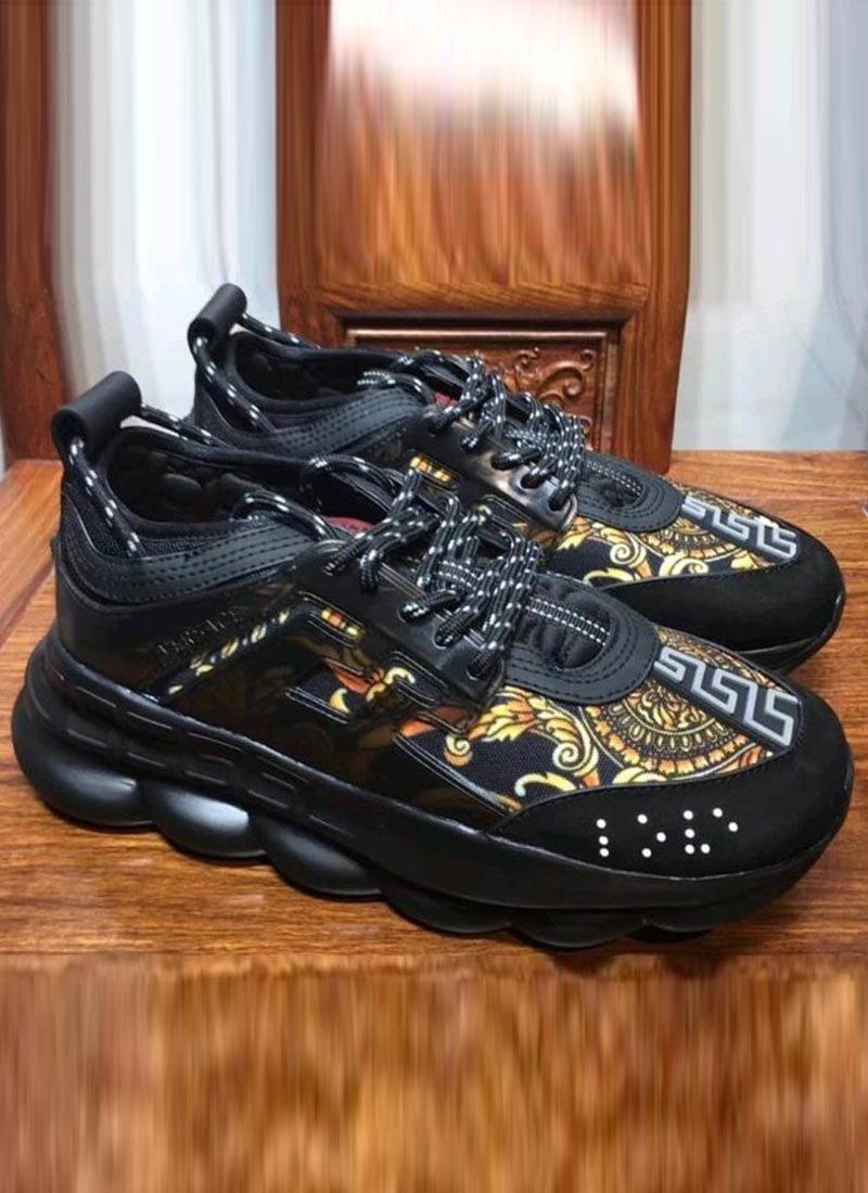 Мъжки ежедневни цветни обувки VR185